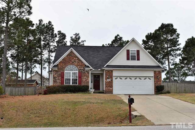 120 Chinkapin Circle, Bunnlevel, NC 28323 (#2303914) :: The Perry Group