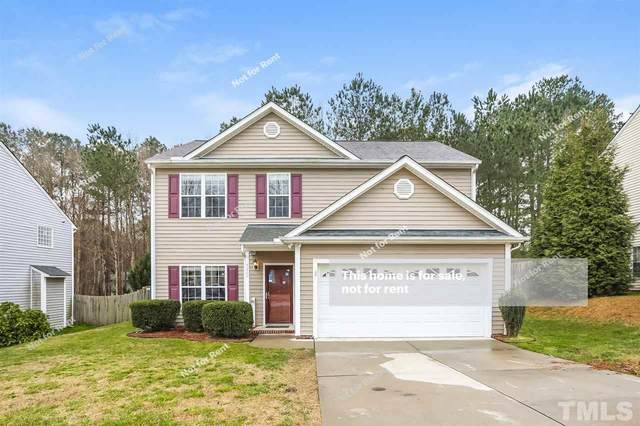 5260 Nobleman Trail, Knightdale, NC 27545 (#2303924) :: Dogwood Properties