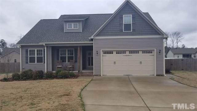 46 Springmoor Circle, Clayton, NC 27527 (#2303932) :: The Perry Group