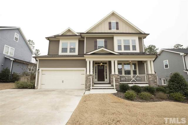 216 Climbing Tree Trail, Holly Springs, NC 27540 (#2303941) :: The Perry Group