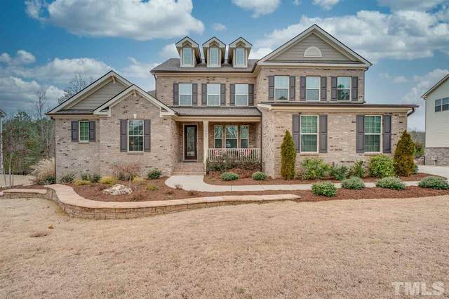 701 Covered Bridge Trail, Chapel Hill, NC 27517 (#2303973) :: Marti Hampton Team brokered by eXp Realty