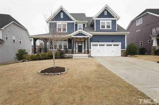 117 Pointe Park Circle, Holly Springs, NC 27540 (#2303985) :: Raleigh Cary Realty