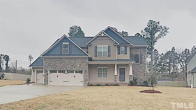175 Farrah Shea Way, Angier, NC 27501 (#2303995) :: Real Estate By Design