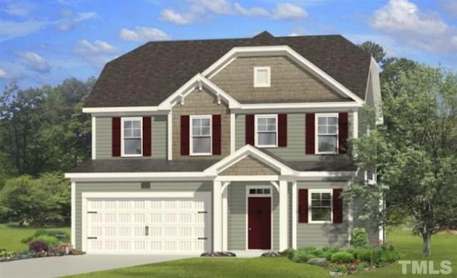 359 Buhrstone Mill Street, Zebulon, NC 27597 (#2303998) :: The Results Team, LLC