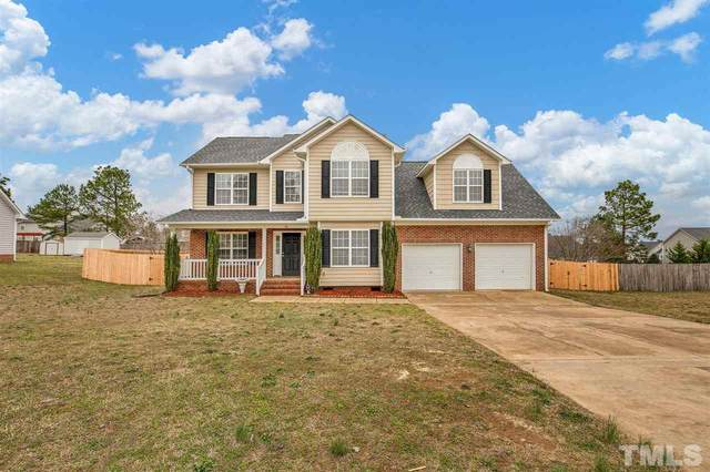 91 Silverthorne Drive, Sanford, NC 27332 (MLS #2304005) :: The Oceanaire Realty