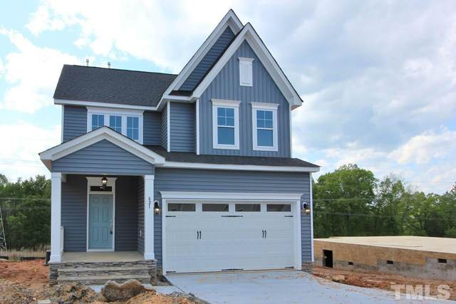 821 Park Vista Drive, Wake Forest, NC 27587 (MLS #2304009) :: The Oceanaire Realty