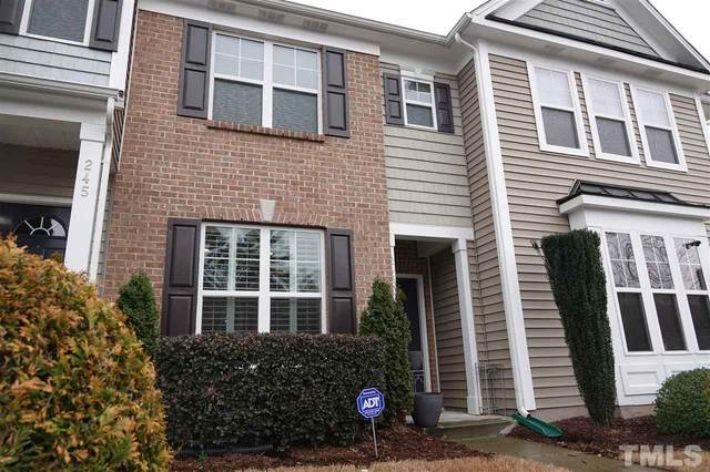 100 Stratford Lakes Drive #243, Durham, NC 27713 (#2304011) :: Dogwood Properties