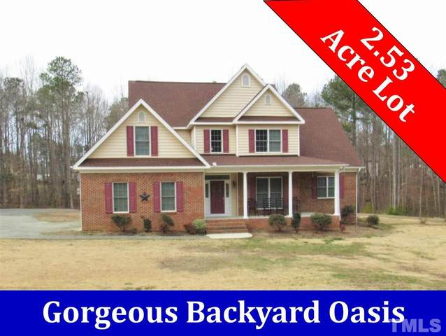 1123 Corrina Road, Wake Forest, NC 27587 (MLS #2304016) :: The Oceanaire Realty