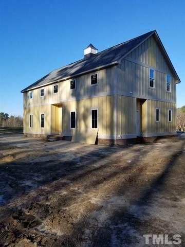 9525 Dukes Lake Road, Zebulon, NC 27597 (#2304078) :: Real Estate By Design