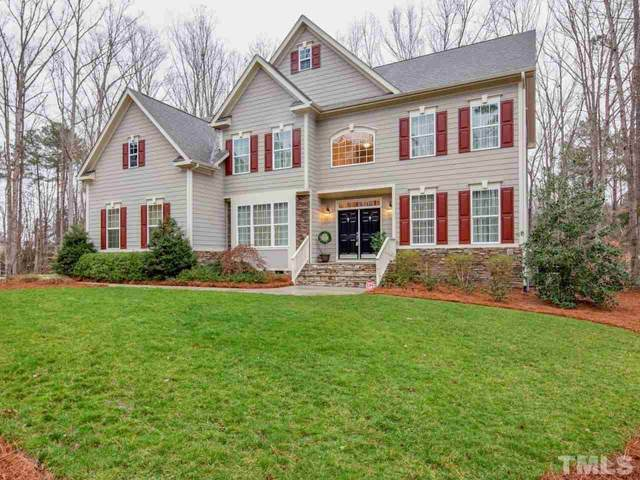 101 S Duelling Oaks Drive, Chapel Hill, NC 27514 (#2304119) :: Spotlight Realty