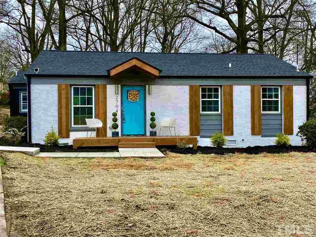 2704 Weldon Terrace, Durham, NC 27703 (#2304123) :: Real Estate By Design
