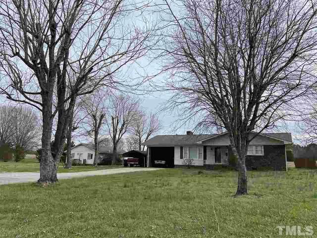 3439 N Nc 49, Burlington, NC 27217 (#2304124) :: Real Estate By Design