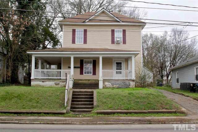 1210 Holloway Street, Durham, NC 27701 (#2304129) :: The Perry Group