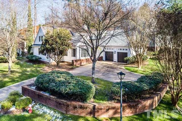 101 Mill Run Drive, Chapel Hill, NC 27514 (#2304164) :: Dogwood Properties