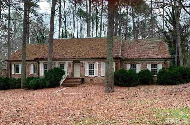 127 Pine Cone Drive, Oxford, NC 27565 (#2304165) :: Dogwood Properties