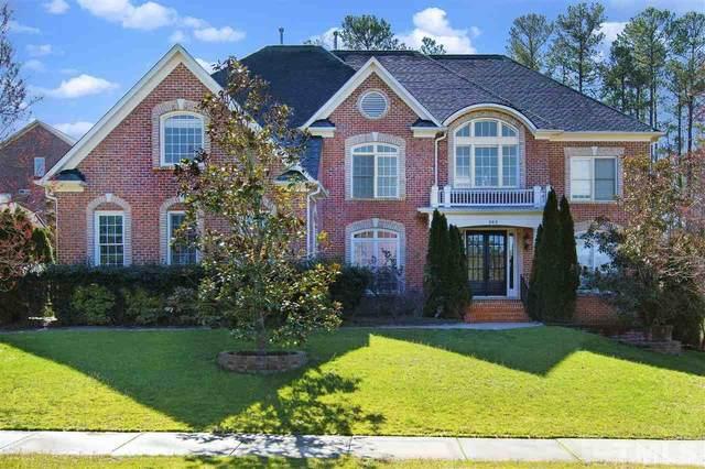 303 Lantern Ridge Lane, Cary, NC 27519 (#2304187) :: Sara Kate Homes