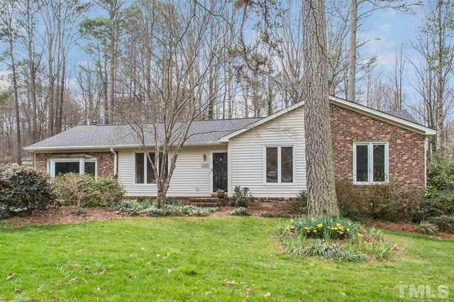 1242 Gatehouse Drive, Cary, NC 27511 (#2304258) :: Sara Kate Homes