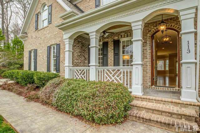 113 Linton Banks Place, Cary, NC 27513 (#2304271) :: Sara Kate Homes