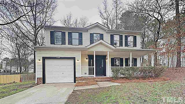 4307 Armitage Drive, Durham, NC 27703 (#2304272) :: Real Estate By Design