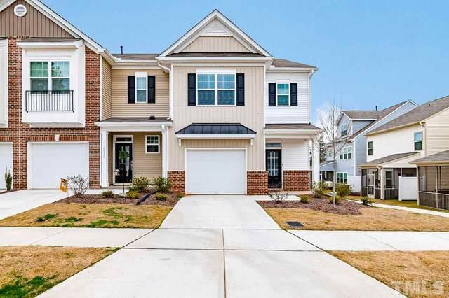 1217 Trilogy Boulevard, Morrisville, NC 27560 (#2304292) :: Sara Kate Homes