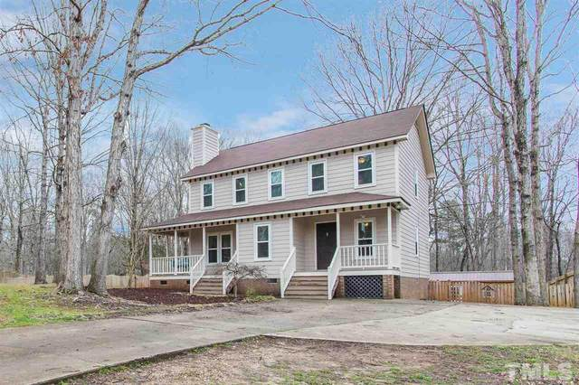 2305 Whispering Pine Drive, Clayton, NC 27520 (#2304319) :: Marti Hampton Team brokered by eXp Realty