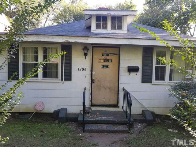 1206 Hargett Street, Raleigh, NC 27610 (#2304320) :: Rachel Kendall Team