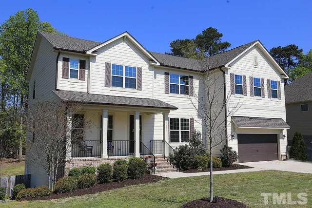 3800 Hickory Manor Drive, Apex, NC 27539 (#2304325) :: The Jim Allen Group