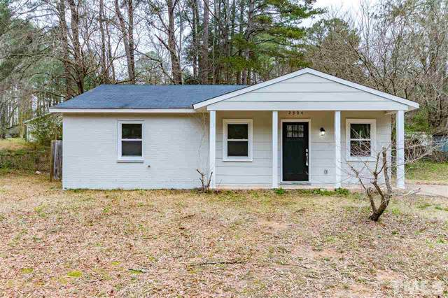 2504 Evers Drive, Raleigh, NC 27610 (#2304337) :: The Jim Allen Group