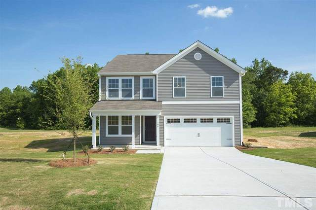 106 Norris Farm Drive #19, Angier, NC 27501 (#2304344) :: Real Estate By Design