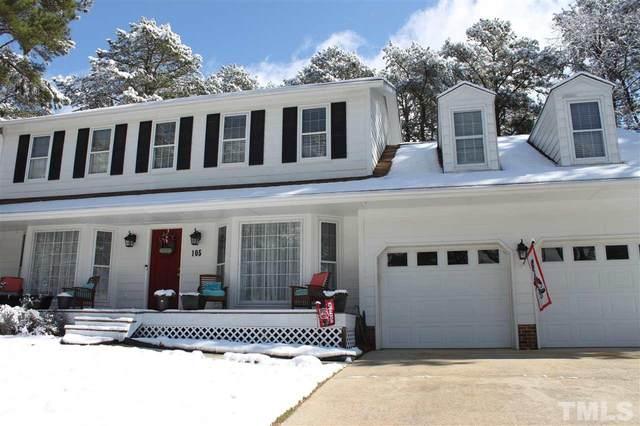 105 Penny Lane, Cary, NC 27511 (#2304356) :: Sara Kate Homes