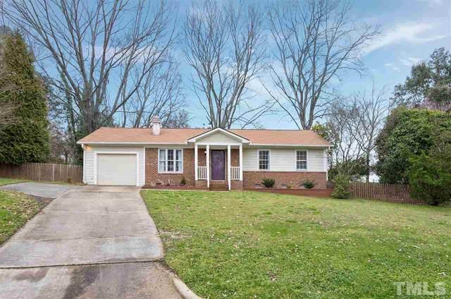105 Val Del Court, Garner, NC 27529 (#2304362) :: Sara Kate Homes