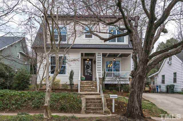 312 Bickett Boulevard, Raleigh, NC 27608 (#2304364) :: RE/MAX Real Estate Service