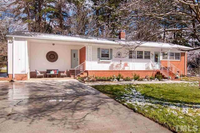 1009 Barbara Drive, Garner, NC 27529 (#2304368) :: Sara Kate Homes
