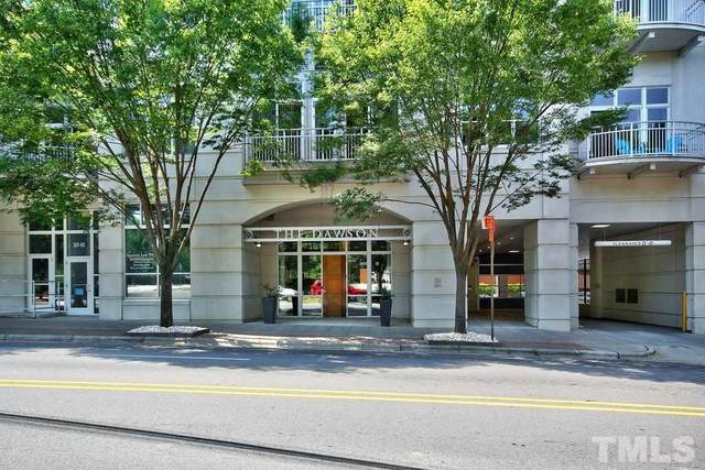 317 W Morgan Street #513, Raleigh, NC 27601 (#2304369) :: Marti Hampton Team brokered by eXp Realty