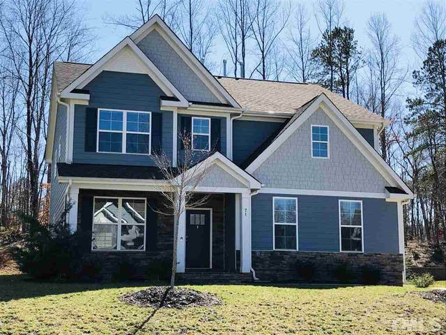 71 W Calvert Court, Clayton, NC 27527 (#2304397) :: Sara Kate Homes