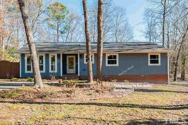 904 Royal Oaks Drive, Durham, NC 27712 (#2304402) :: Dogwood Properties