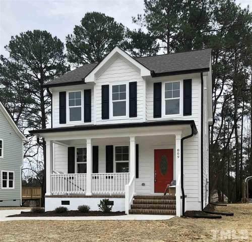809 Cook Road, Durham, NC 17713 (#2304422) :: Dogwood Properties