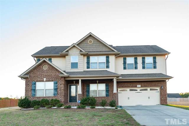 41 Suzanne Drive, Angier, NC 27501 (#2304425) :: Rachel Kendall Team
