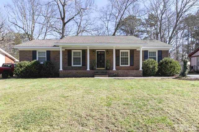 1119 Brucemont Drive, Garner, NC 27529 (#2304429) :: Sara Kate Homes