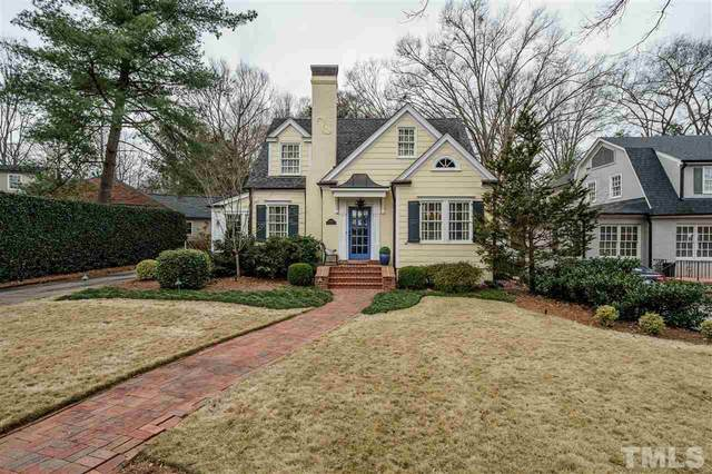 2605 Lochmore Drive, Raleigh, NC 27608 (#2304450) :: Marti Hampton Team brokered by eXp Realty