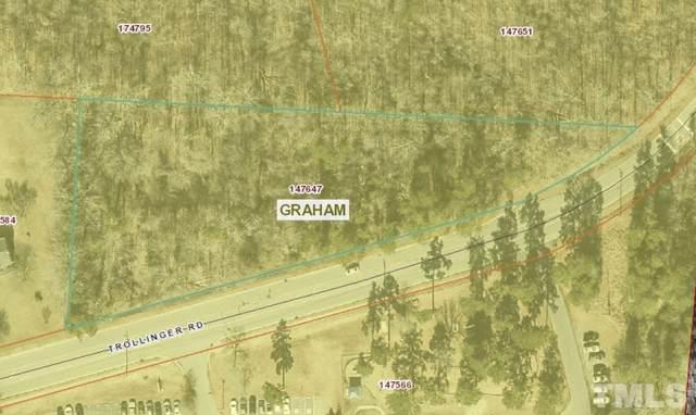 0 Trollinger Road, Graham, NC 27253 (#2304457) :: Sara Kate Homes