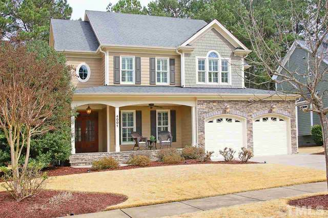 4001 W Heritage View Trail, Wake Forest, NC 27587 (#2304482) :: Sara Kate Homes