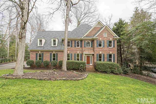 4709 Greenpoint Lane, Holly Springs, NC 27540 (#2304507) :: Sara Kate Homes