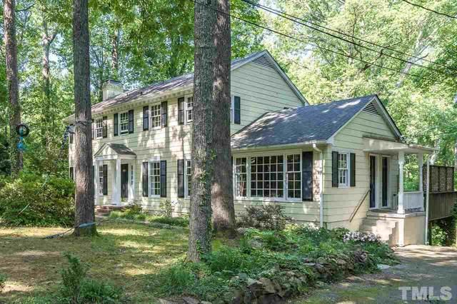 604 Sugarberry Road, Chapel Hill, NC 27514 (#2304511) :: Classic Carolina Realty