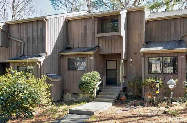 122 Ridge Trail, Chapel Hill, NC 27516 (#2304533) :: Dogwood Properties