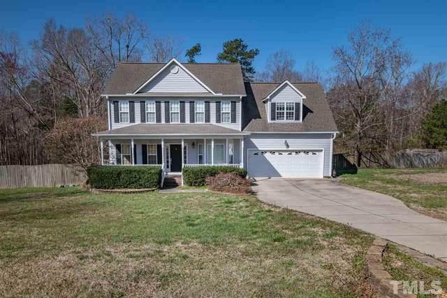 937 Black Angus Drive, Garner, NC 27529 (#2304574) :: Sara Kate Homes