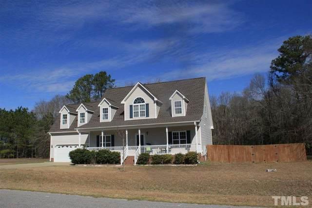2905 Hayward Court, Garner, NC 27529 (#2304582) :: Sara Kate Homes