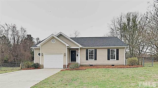 7001 Blue Water Court, Holly Springs, NC 27540 (#2304584) :: Sara Kate Homes