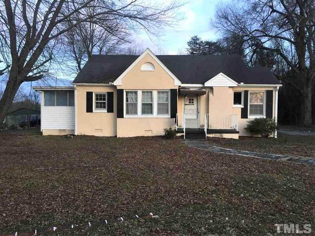 1819 N Nc 62 Highway, Burlington, NC 27217 (#2304630) :: Dogwood Properties
