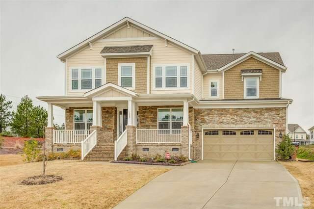 1205 Whispering Ridge Court, Wake Forest, NC 27587 (#2304645) :: Sara Kate Homes
